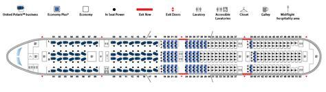 plan si鑒es boeing 777 300er air boeing 777 300er 77w united airlines