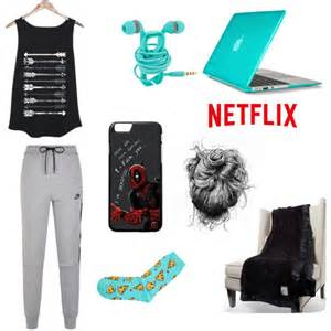Polyvore Lazy-Day Outfit