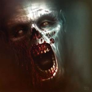 The gallery for --> Zombie Artwork