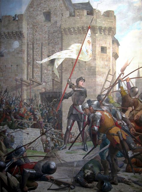 the siege of orleans siege of orléans