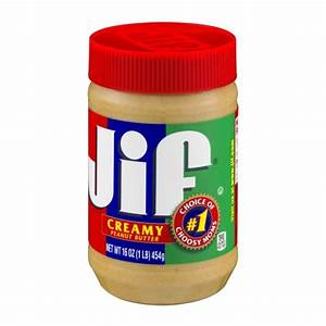 The Write Angle: Life and the Jar of Peanut Butter