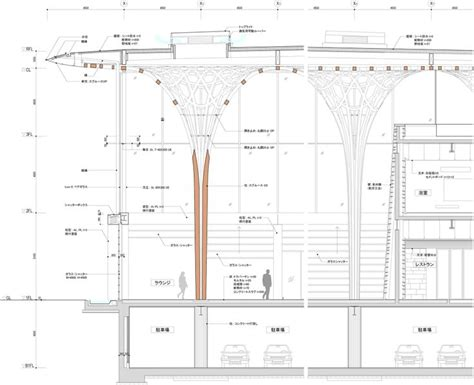 1000 images about plan elevation section and detail on