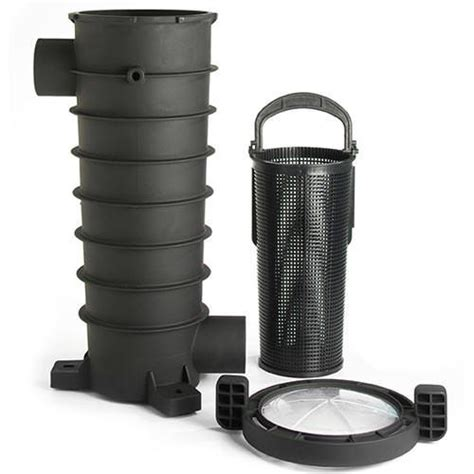 paramounts equipment debris canister edc filter