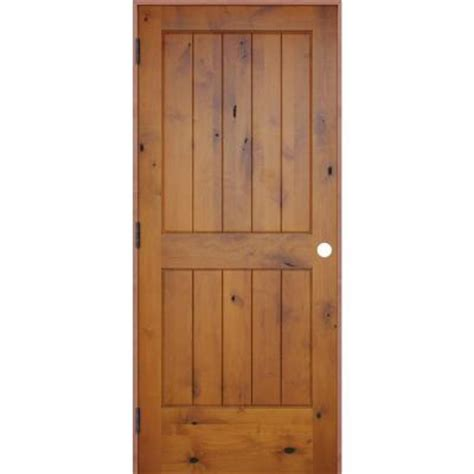 home depot wood doors interior pacific entries 32 in x 80 in rustic prefinished 2 panel