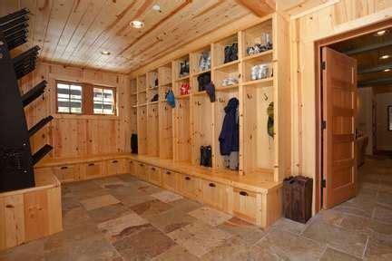 ultimate mud room  skis ski cabin mud rooms