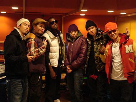 【画像】teriyaki Boyzとkanye Westが一夜限りのライブ 1/2