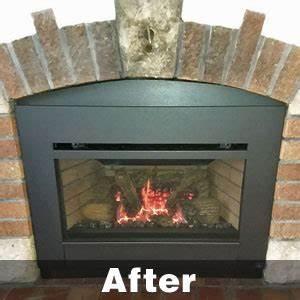 Madison WI Custom Fireplace Insert Remodel Renovation