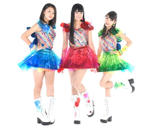 video technopop idols cupitron shine bright   mv