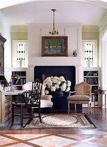 Traditional, French, Home, With, Timeless, Interiors