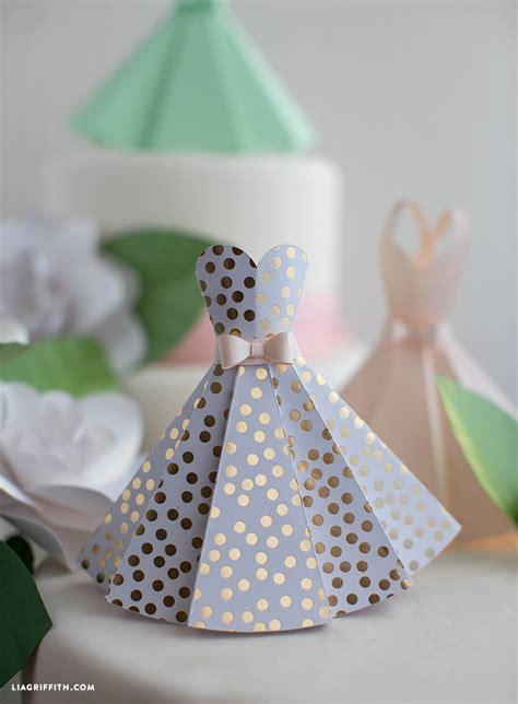 paper dress diy wedding decorations pinlavie com