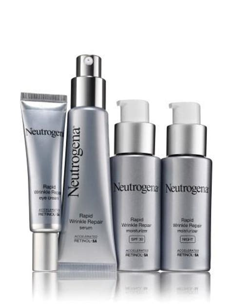 Amazon.com : Neutrogena Rapid Wrinkle Repair Serum, 1 Fl