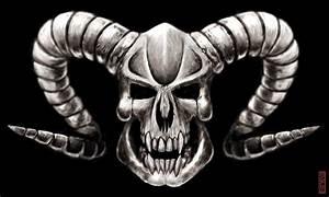 Demon Skull by SirRidley on DeviantArt
