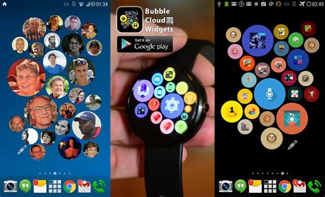 widgets wear launcher android apps on play