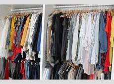 Wie mache ich meinen Kleiderschrank fit für die neue Saison?