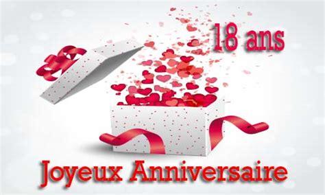 carte anniversaire amour 18 ans virtuelle gratuite 224 imprimer
