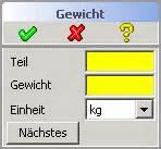 Gewicht Berechnen Dichte : hilfeseite soliddesigner 3d lisp programme ~ Themetempest.com Abrechnung
