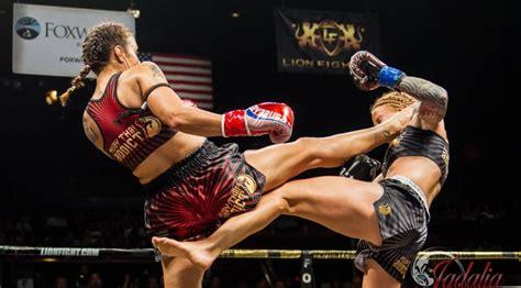 tmt fighter antonina shevchenko   lion fight