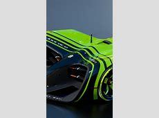 Wallpaper Roborace NVidia, future cars, Formula E season