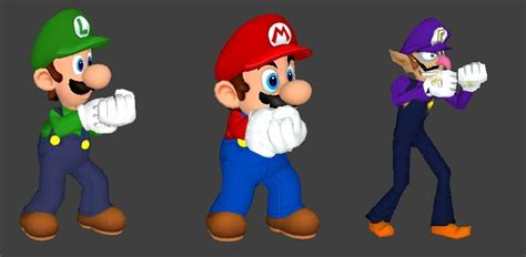 mario luigi waluigi counter strike source skins