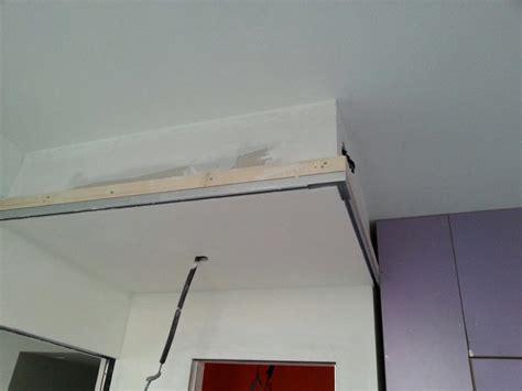 controsoffitto coibentato pareti e soffitti in cartongesso con isolamento acustico e