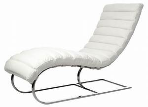 chaise longue d39interieur design chaise idees de With chaise longue d interieur