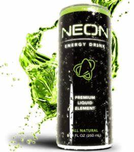9 best NEON Energy Drink images on Pinterest