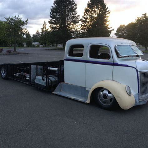 1941 Ford Coe Car Hauler For Sale