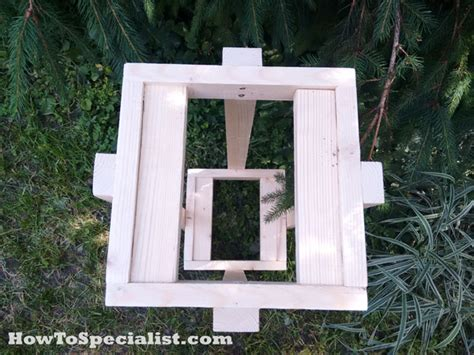 How To Build A Tiered Plant Stand