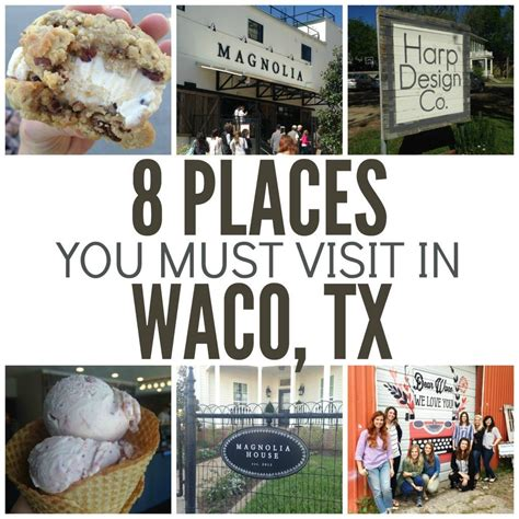 sisters six waco tx must places stuff texas
