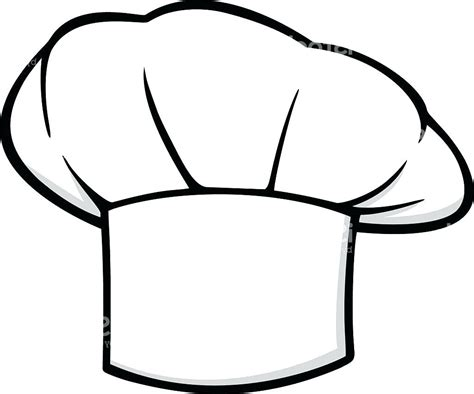 Template Printable Chef Hat Share This Paper
