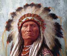 indian chiefs name...