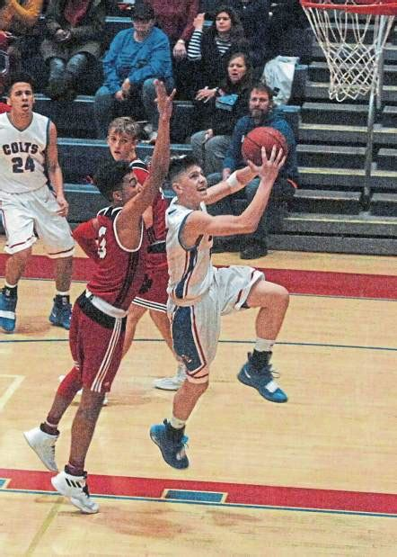 chartiers valley boys finding success  st year coach