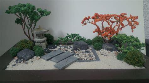 Zen Garten Miniatur by Wallzart Miniature Zen Garden Miniature Zen Garden