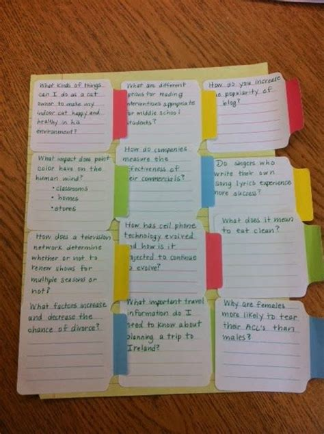 tips  making research meaningful  students middle