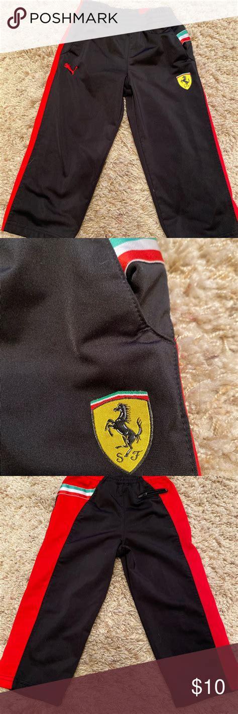 Штаны puma mcfc ftblculture track pants. Ferrari Track Pants Only worn a few times. Very little ...