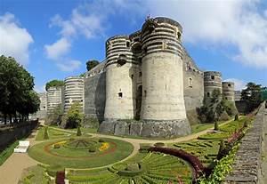 Angers Castle  Illustration