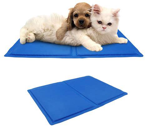 Pet Doormat by Pet Cat Cooling Mat Cool Gel Mat Bed Mattress Heat