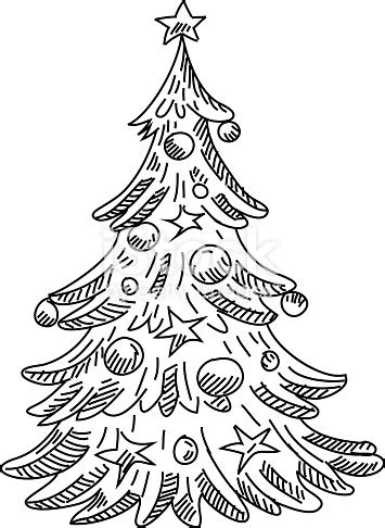 christ mas one drawing photo choinka rysunek stockowe grafiki wektorowe i więcej obraz 243 w 2015 497098424 istock