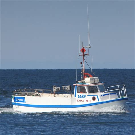 Small Boat Offshore Fishing by Ship Photos Net