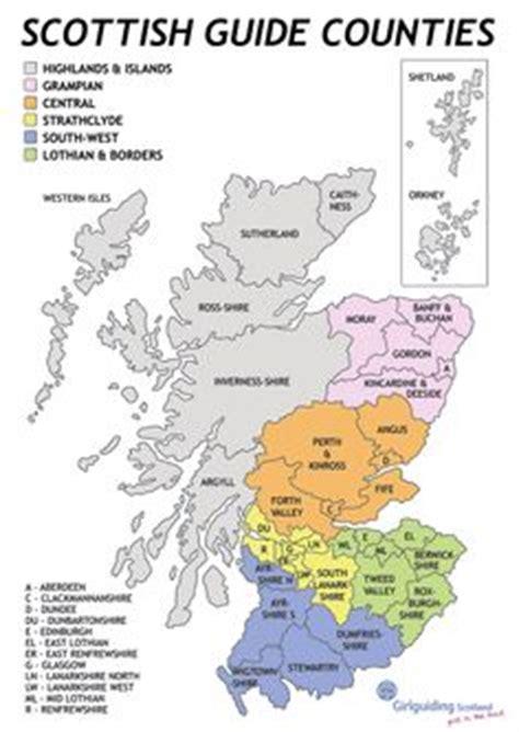 scotland map region area   scotland culture