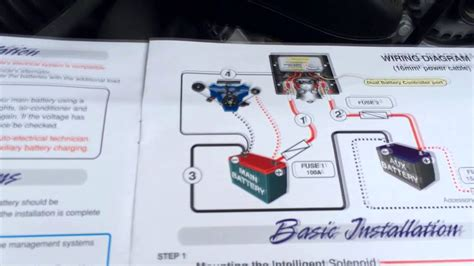dual battery in chevy suburban national connecting