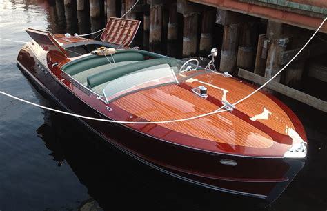 Riva Boats Vintage by Riva Boats Classic Boats Woody Boater