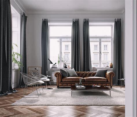 Living Rooms That Transcend Design Eras