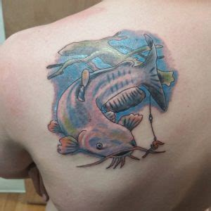 catfish tattoos designs ideas  meaning tattoos