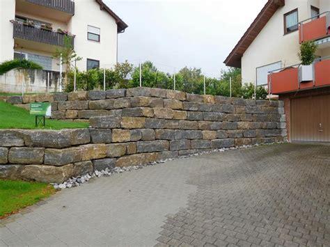 Garten Und Landschaftsbau Rems Murr Kreis by Natursteinmauern Vom Profi In Alth 252 Tte Bei Backnang