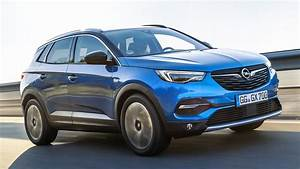 Opel Grand Land X : opel grandland x 2017 wallpapers and hd images car pixel ~ Medecine-chirurgie-esthetiques.com Avis de Voitures