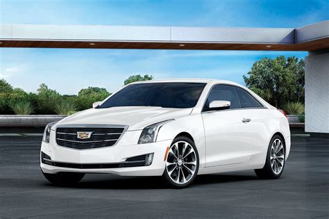 ats coupe cadillac announces japan only quot white edition quot for 2017 ats
