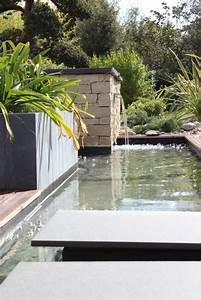 Jeux D Eau Jardin : bassin et jeux d eau marmin paysage ~ Melissatoandfro.com Idées de Décoration