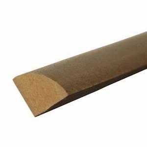 Quart De Rond Blanc : quart de rond en mdf brut 12 x 12 mm l 2 20 m castorama ~ Dailycaller-alerts.com Idées de Décoration