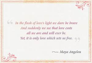 quotesof maya angelou – Life Quotes